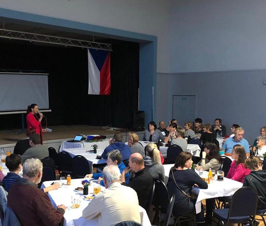 Oslava 17. listopadu v obci 17.11.