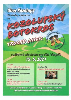 Kozolupský Botokros 19. 6. 2021
