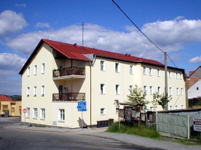 Nová bytová přestavba