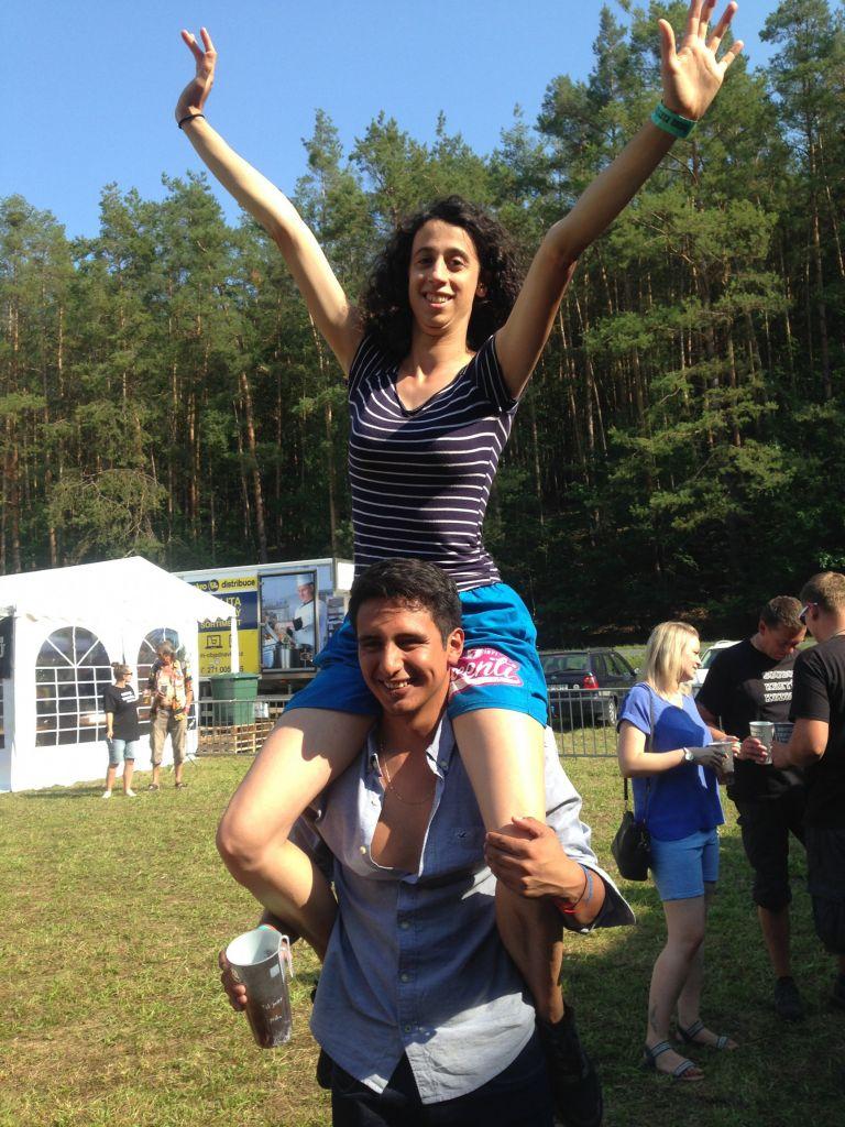 Festivalová louka - Laura aLeo